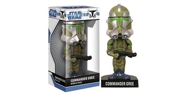 Funko Star Wars Commander Gree Previews Exclusive Bobblehead