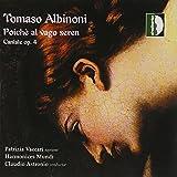 Albinoni : Cantate Poiche' al vago seren. Vaccari.