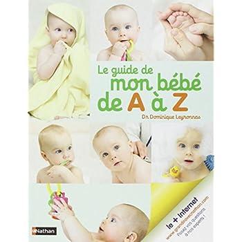 Le guide de mon bébé de A à Z
