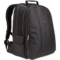 AmazonBasics Rucksack für DSLR-Kamera und Laptop (oranges Interieur)