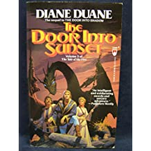 The Door into Sunset (The Tale of the Five, Vol 3) by Diane Duane (31-Dec-1994) Paperback