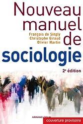 Nouveau manuel de sociologie (Hors collection)