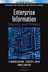 Enterprise Information Security and Privacy