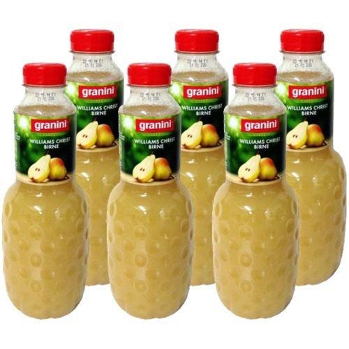 granini-birne-6-x-1l-flasche