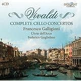 Vivaldi : Intégrale des Concertos pour Violoncelle