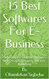 This e-book is fully loaded with all software needed by Graphic Designers, Bloggers, Information Marketers and so on. The e-book with perfectly equip you will up to date software that will take you to the next level as regards any online business you...