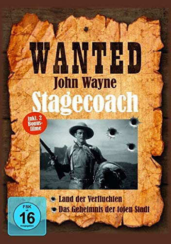 Wanted John Wayne