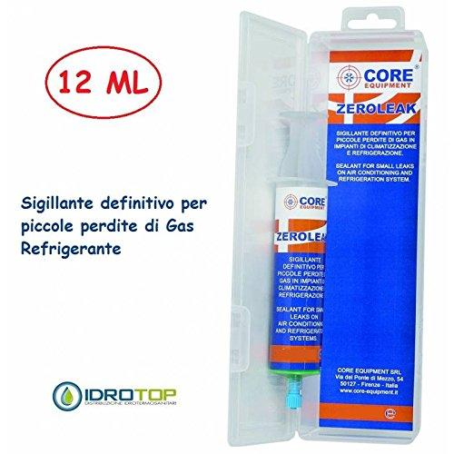 Autosigillante Zeroleak 12 ml Turafalle per Piccole Perdite di Refrigerante