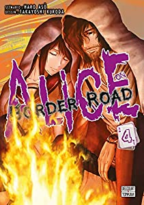 Alice on Border Road Edition simple Tome 4