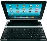 Logitech Ultrathin Keyboard Cover f/iPad Air 9.7Zoll Blatt Schwarz - Tablet-Schutzhüllen (Blatt, Apple, iPad Air, 24,6 cm (9.7 Zoll), 330 g, Schwarz)
