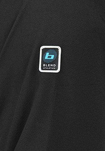 Blend Athletics Gilberto Herren Funktionsjacke Jacke mit Kapuze aus hochwertiger Materialqualität Black
