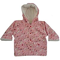 Powell Craft Girls Pony Print Raincoat/Jacket.Pink.