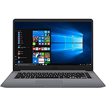 Asus Vivo Book X510UA-EJ770T (Intel Core i3 7th Gen 7100U, 4GB DDR4, 1TB HDD, 15.6 Full HD, Windows 10, Grey, 1 Year Warranty