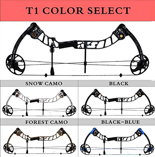 MuZhuo T1 Compound Bow 17-70 Lbs...
