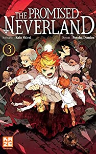 The Promised Neverland Edition simple Tome 3