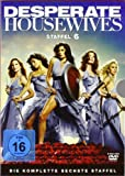Desperate Housewives - 6. Staffel [Import anglais]
