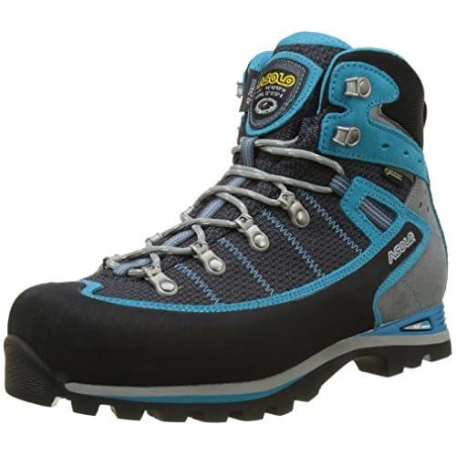 51Atj2bVoQL. SS500  - Asolo Women's A12517 High Rise Hiking, Women's