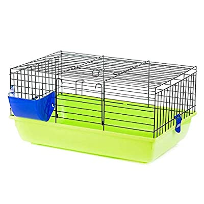 Pet Ting Dawson Rabbit Cage Guinea Pig Hutch Indoor Small Animal Home Bunny Pen by Pet Ting