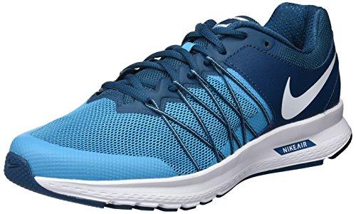 Nike Air Relentless 6 - Zapatillas de Entrenamiento Hombre, Azul (Legion Blue / White / Chlorine Blue / Black), 42.5 EU