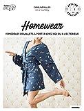 atelier couture homewear 15 mod?les douillets ? porter chez soi ou ? l ext?rieur