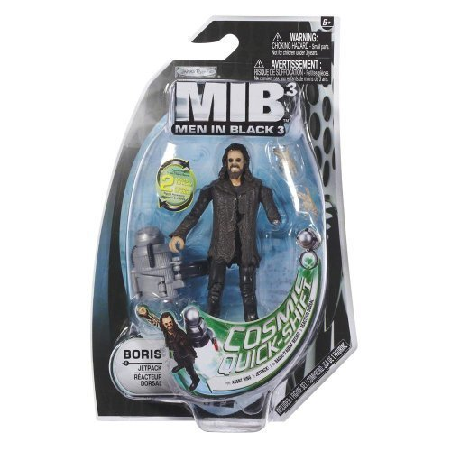 Image of Men In Black 3 10cm Basic Action Figure: Boris