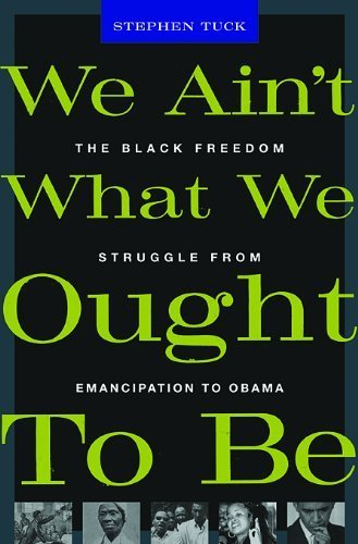 We Ain't What We Ought To Be by Tuck, Stephen (2011) Paperback