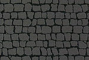 Tamiya - Hoja Diorama Material de Piedra de pavimentación B (1 Hoja) # 87166