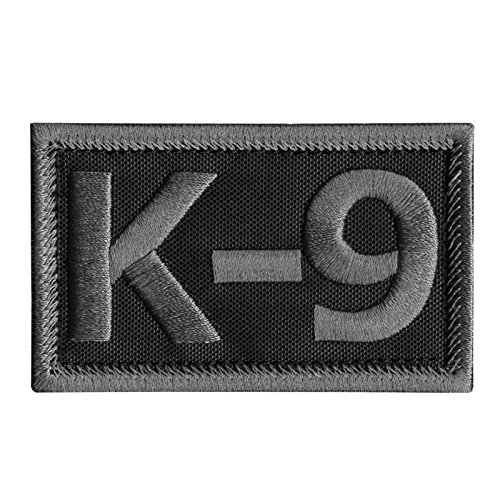 2AFTER1 ACU Subdued K-9 Handler K9 Dogs of War SWAT Tactical Morale Army Gear Hook-and-Loop Patch -