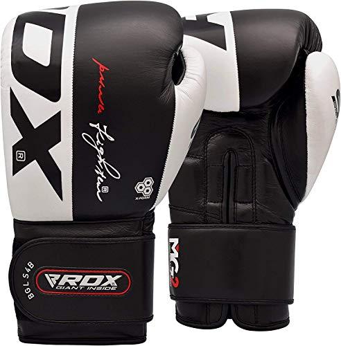 RDX Guantes Boxeo Kick Boxing Muay Thai Sparring Adulto