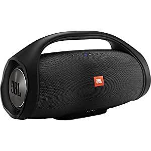 JBL Boombox Tragbarer Bluetooth-Lautsprecher schwarz
