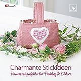 Charmante Stickideen: Kreuzstichprojekte für Frühling & Ostern - Ute Menze