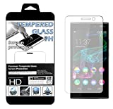 Film VERRE TREMPE 9H pour Wiko Ridge 4G Ultra Transparent Ultra Résistant INRAYABLE INVISIBLE