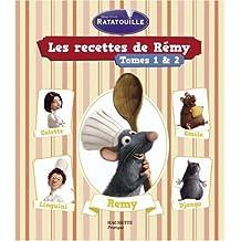 Coffret Les recettes de Rémy : Tomes 1 et 2