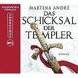 Das Schicksal der Templer (Laufzeit 34:48 Stunden, ungekürzte Lesung auf 3 MP3-CDs)