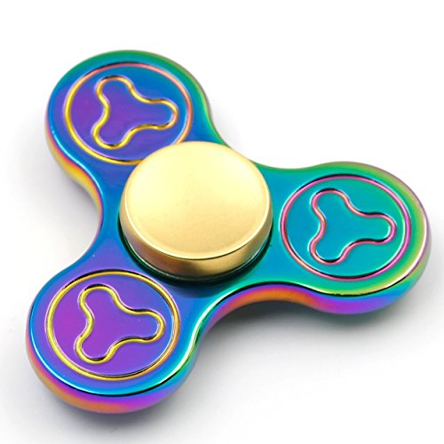 Fidget Spinner, DigiHero Fidget Spinner Fidget Toy with High Speed Ceramic Bearing, EDC Focus Toy Great for ADD, ADHD, Anxiety Hand Spinner