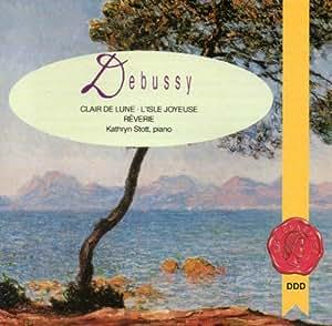 Debussy:A Collection (Clare De Lune/l'Isle Joyeuse/Reverie)
