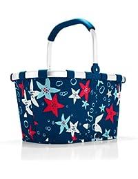 Reisenthel BK4050 Carrybag Aquarius, Polyester, mehrfarbig, 48 x 28 cm
