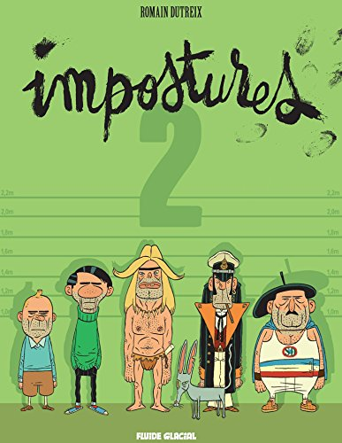 Impostures (Tome 2)