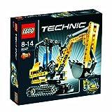 Günstiger Lego Technic Minibagger! | 51AtsfTk0sL SL160