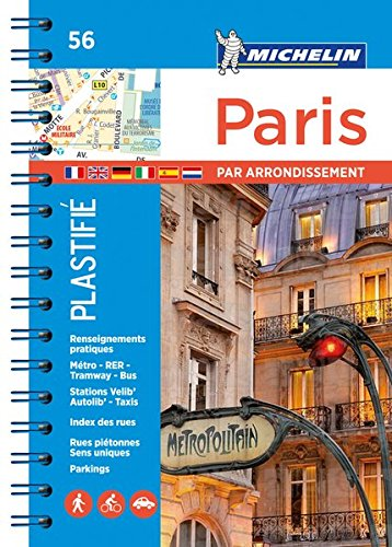 Descargar Libro Paris par arrondissements de Michelin