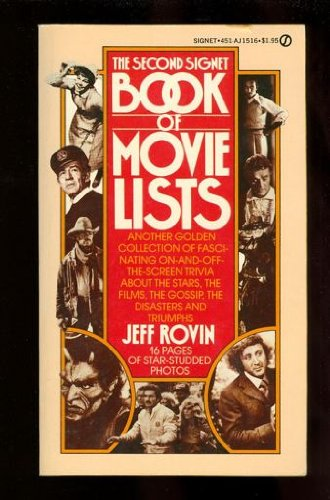 The Second Signet Book of Movie Lists