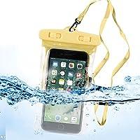 achoTREE Funda Impermeable, Funda Bolsa Impermeable para Móvil Universal de 4-6 Pulgada iPhone X, 8, 8 Plus, 7, 7 Plus,6 / 6s Plus, SE 5S 5C, Samsung Galaxy ...