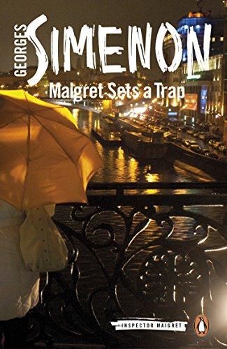 Maigret Sets a Trap: Inspector Maigret #48