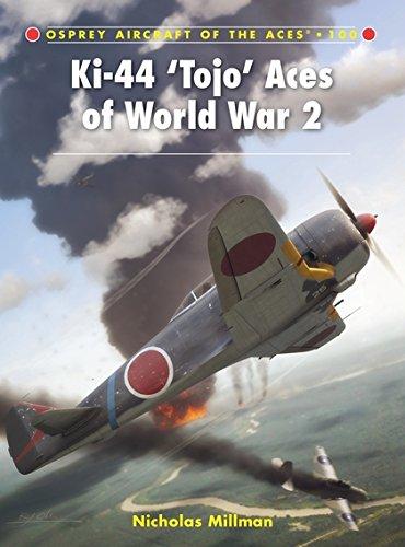 Ki-44 'Tojo' Aces of World War 2 (Aircraft of the Aces)