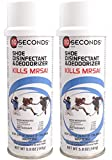 10-Seconds Shoe Deodorizer and Disinfect...