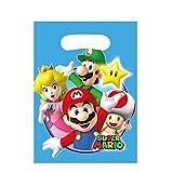 Generique - 8 Sacs de fête Super Mario