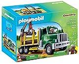 PLAYMOBIL 9115 City Action der Grumierer LKW Tranport Holz (amerikanische Version)