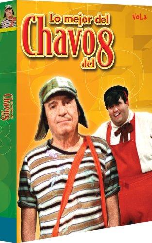 El Chavo Del Ocho - Volumen 3 (Import Dvd) (2014) Roberto Gómez Bolaños; Carlo...