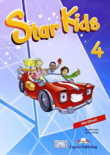 Star Kids 4 Workbook
