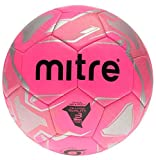 Mitre Impel Balon Futbol Rosa Talla 3